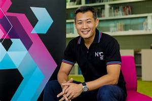 David Chua appointed National Youth Council's first CEO ...