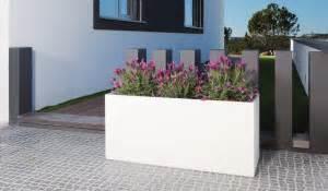 Jardiniere Beton Cellulaire : jardiniere bac plante design en beton fibre construire ma maison ~ Melissatoandfro.com Idées de Décoration