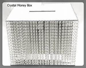 crystal-money-box The Ultimate Wedding Project - Toronto