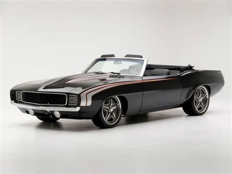 1969 Camaro Convertible Wallpaper Muscle Cars Cars