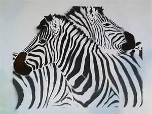 Zebra Stencil Printable