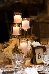 Tall, Candle, Centerpiece