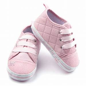 Infants Toddler Baby Girl Cute Soft Sole Crib Shoes ...