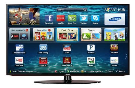Amazon: Samsung 50-Inch 1080p 60Hz LED HDTV Smart Tv Sale!
