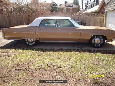 1970 Oldsmobile 98 Base 7. 5l