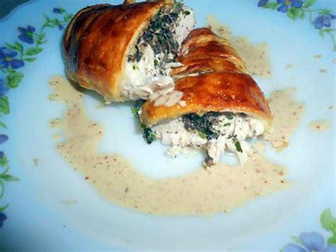 recette de blanc de poulet en pate feuillet 233 e