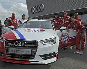 Bayern Automobiles : driving experience day and car handover for fc bayern m nchen in neuburg latest audi news ~ Gottalentnigeria.com Avis de Voitures
