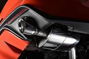 Ford Mustang 2 3 Ecoboost Milltek Non Resonated Cat Back Exhaust