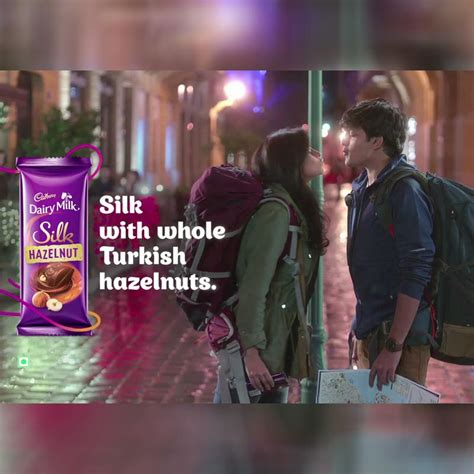 ogilvy cadbury launch  campaign  silk hazelnut