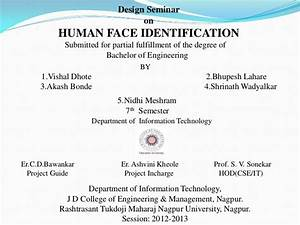 Human Face Identification