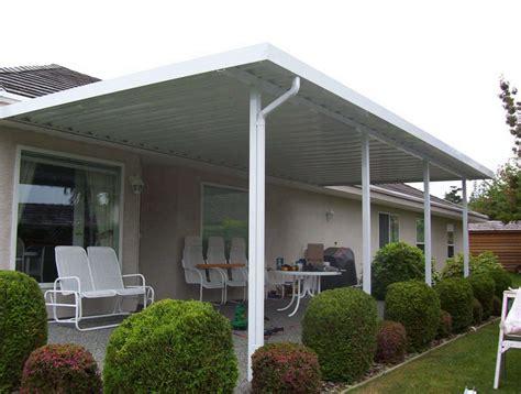 patio covers castle deck aluminum products vancouver