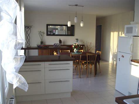 meuble de bar cuisine cuisine photo 2 5 meuble bar qui sert à séparer la