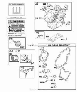 Briggs And Stratton Operator S Manual