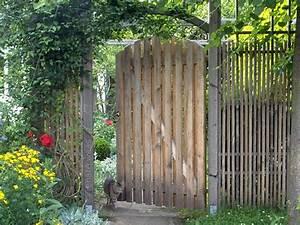 Gartenzaun Sichtschutz Ideen : gartenblog geniesser garten gartenzaun ~ Frokenaadalensverden.com Haus und Dekorationen