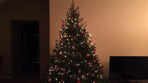 my christmas tree youtube