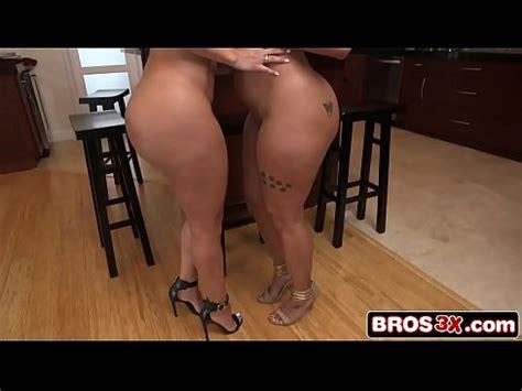 Bubble Butt Latina Lesbians Diamond Kitty And Spicy J