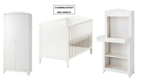chambre bébé ikea hensvik chambre ikea clasf