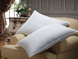 how to care for goose down pillows With best non down pillows