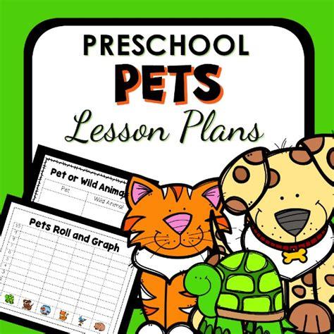 preschool lesson plans pets pet theme preschool classroom lesson plans preschool 403