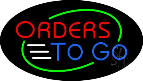 deco style orders   animated neon sign order