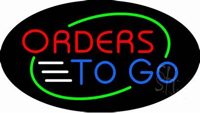 Sign Orders Neon Animated Order Signs Every