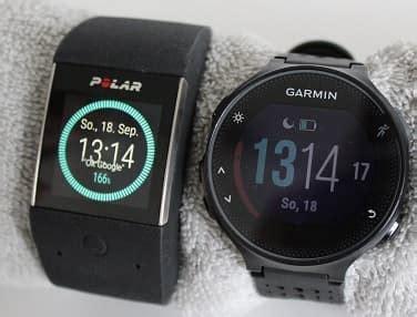 fitnessuhren im test ᐅ pulsuhr test pulsuhren polar garmin mit ohne brustgurt