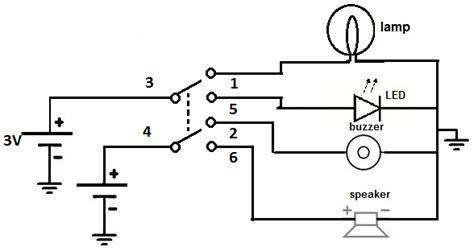 toggle switch  wiring diagram  wiring diagram