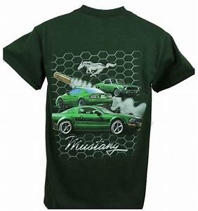 FORD MUSTANG BULLITT T-SHIRT BRAND NEW SOLD EXCLUSIVELY HERE LICENSED BY FORD | eBay