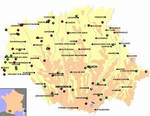 Carte Du Gers Détaillée : observations migration 2014 dans le d partement gers 32 ~ Maxctalentgroup.com Avis de Voitures