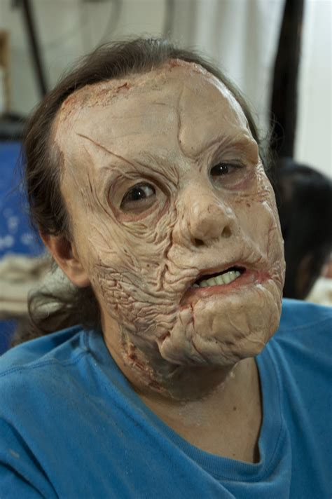 character makeup contest entry  mason verger hannibal stan winston school  character
