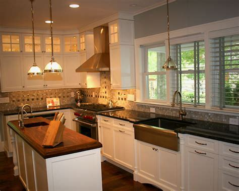 Rustic Kitchen Remodel with Custom Cabinets   Xcelrenovation