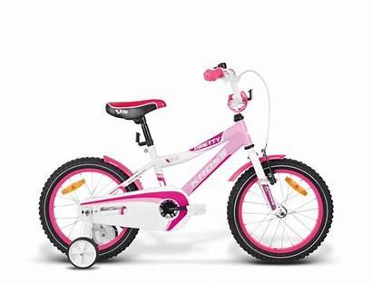 Pretty Kross Kid Bike Bikes Pink Glossy