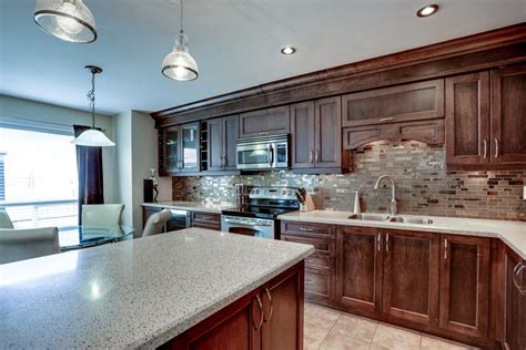 backsplash ideas  transform  kitchen granite