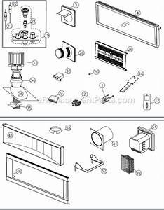 Napoleon Lhd50n Parts List And Diagram   Ereplacementparts Com