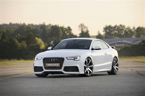 audi a5 coupe tuning audi a5 rs5 package by rieger tuning car tuning