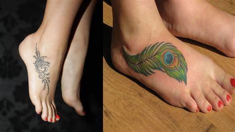 cut foot tattoo women tattoo designs  girls