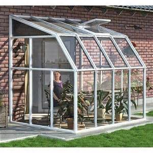 Lean to Greenhouse Sunroom Kit
