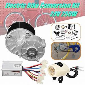 24v 250w Electric Bike Conversion Scooter Motor Controller