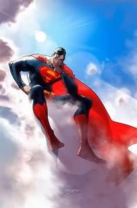 Superman by Jorge Jiménez : comicbooks  Superman
