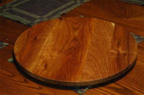 "MVW: 36"" Wood Lazy Susan  large tabletop lazy susan"