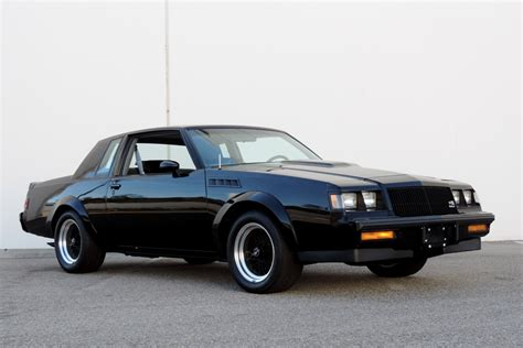 Buick Grand National 1987 by Two Brand New Buick Grand Nationals Were Discovered In A