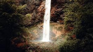 Download, Wallpaper, 1920x1080, Waterfall, Stream, Rocks