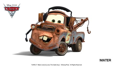 Cars 2 Mater Image by Disney Pixar S Cars 2 Downloads