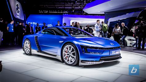 Volkswagen Xl1 Sports : Meet The Vw Xl Sport, The Xl1's Not So Eco Friendly Sibling