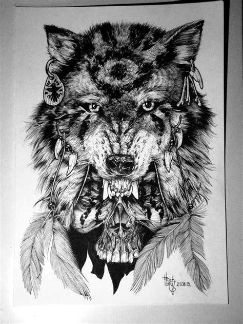 41 best Native American Wolf Symbols Tattoos images on Pinterest | Tattoo ideas, Wolf tattoos