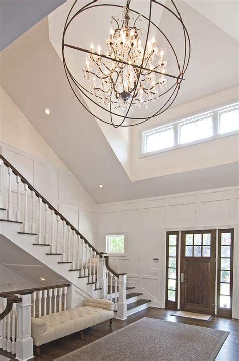chandelier for entrance foyer 25 best ideas about foyer chandelier on foyer