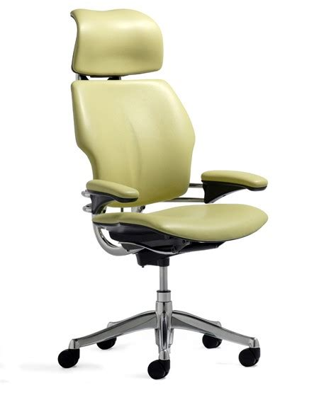 humanscale freedom chair with headrest the century house