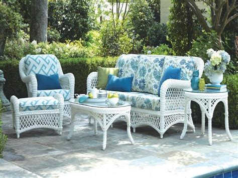 Wicker Patio Furniture Clearance by White Wicker Patio Furniture Clearance Thehrtechnologist