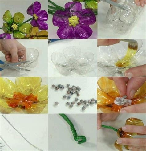 idee recup bouteille plastique activit 233 manuelle 18 id 233 es cr 233 atives pour recycler des bouteilles plastique bricolage