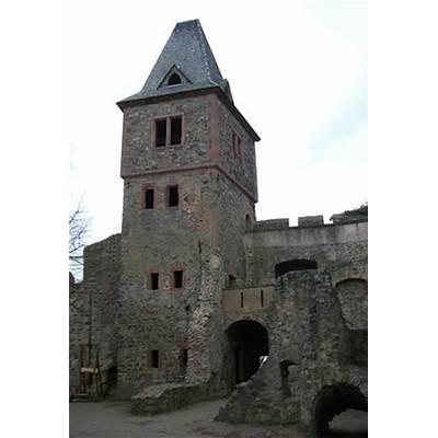 The castle - Picture of Frankenstein Castle Nieder